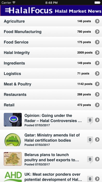 Halal Market News screenshot-4