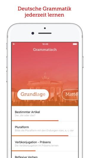 Grammatisch Im App Store