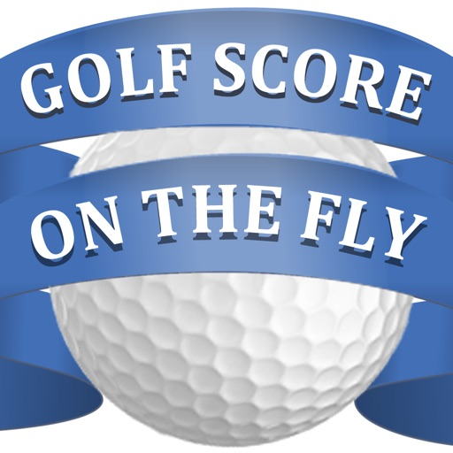 Golf Score On The Fly