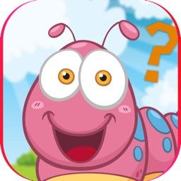 Cute Animals Memory Kids Game