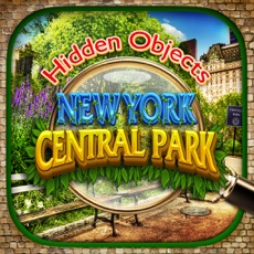 Activities of Hidden Objects Central Park New York City Gardens