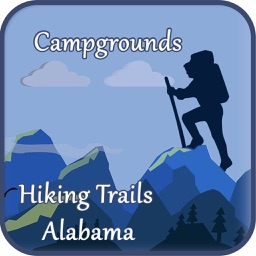 Alabama - Campgrounds & Hiking Trails,State Parks