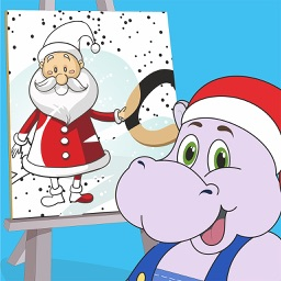 Terry - Christmas coloring