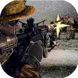 Winter Swat Army Shoot