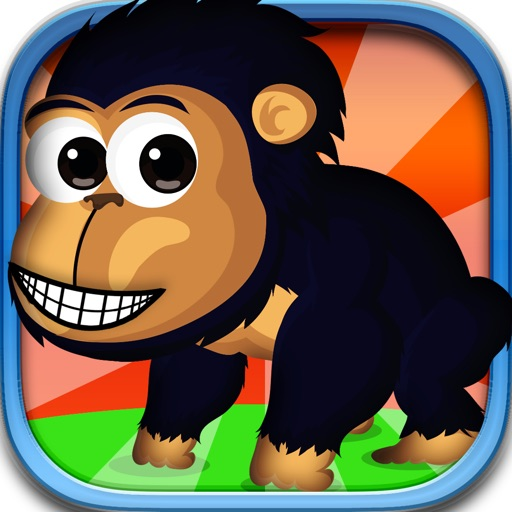 Baixar Super Swinging Rei Chimp selva Monkey Jump para iOS