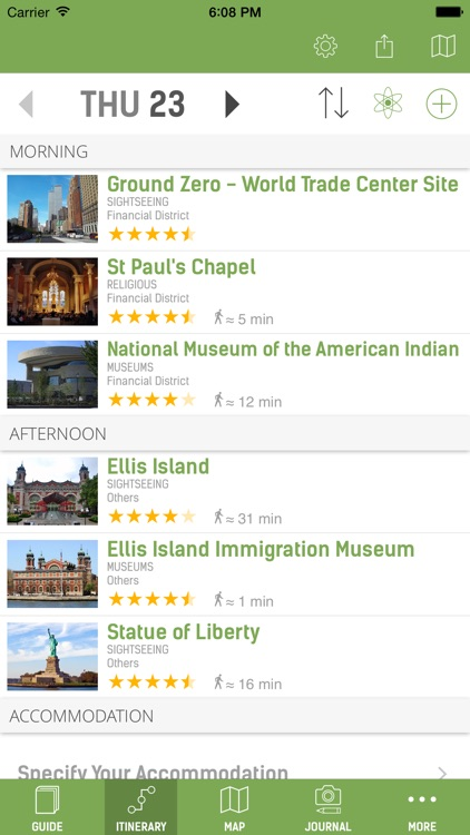New York Travel Guide (Offline Maps) NYC - mTrip