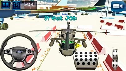 ヘリコプター駐車シミュレーションゲーム2017のおすすめ画像1
