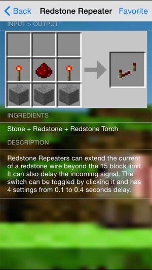 House & Furniture Guide for Minecraft: Buildings on the App