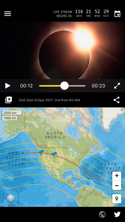 Total Solar Eclipse screenshot-0