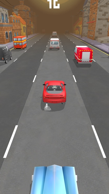 car crash games extreme cars driving simulator screenshot-3