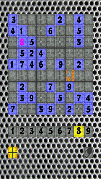 Sudoku English screenshot-1