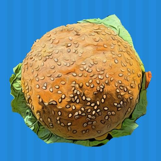 Burger Flip Island Clicker: Good Hamburger Time by saar