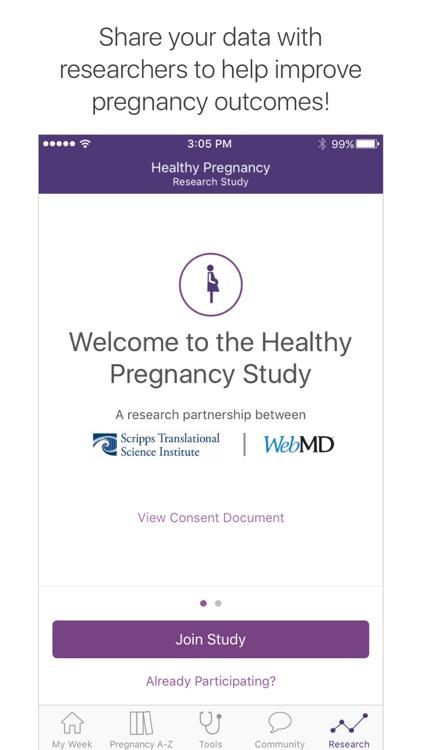 WebMD Pregnancy screenshot-4