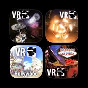 VR Vegas Paris Fireworks Hollywood Santa Monica Valley of Fire Prague Virtual Reality