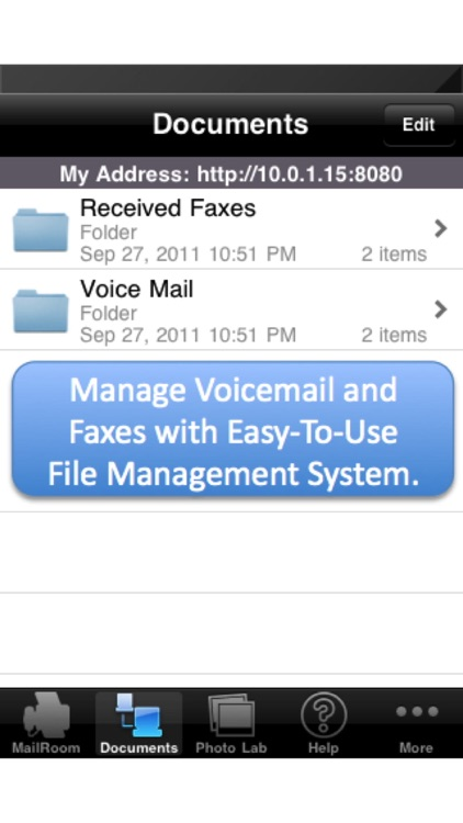 My Toll Free Number - with VoiceMail and Fax screenshot-4