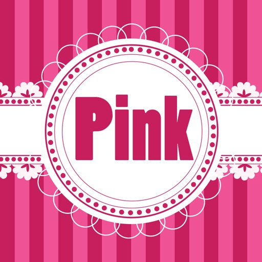 Pink Wallpapers- HD Themes & Backgrounds for Girls