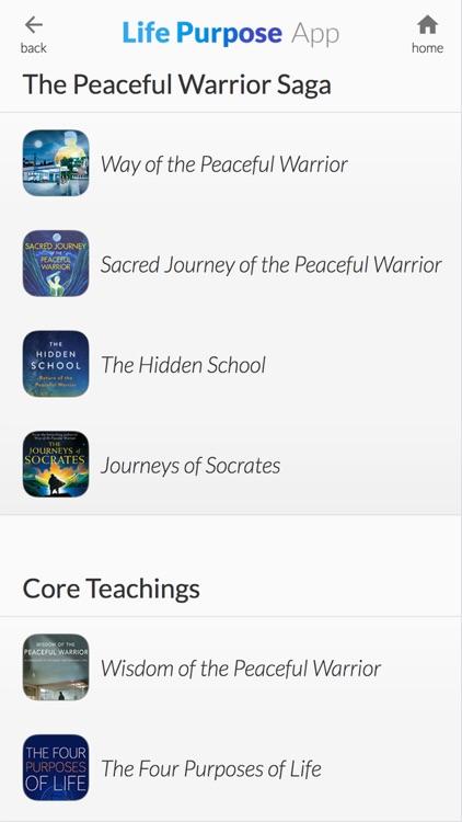 Life Purpose App