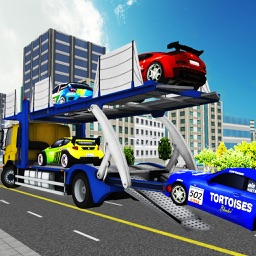 Car Transporter 3D Trailer Simulator
