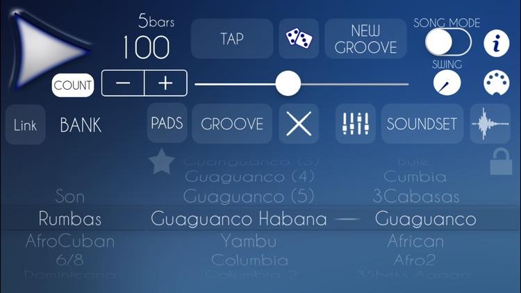 Afro Latin Drum Machine 4 screenshot-0