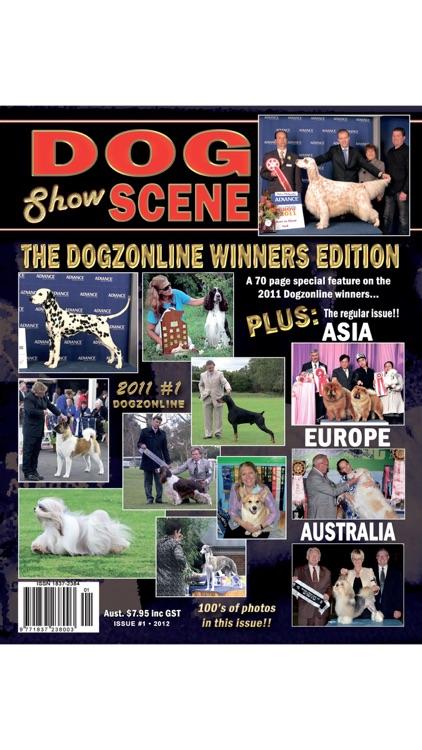 Dog Show Scene Magazine screenshot-3
