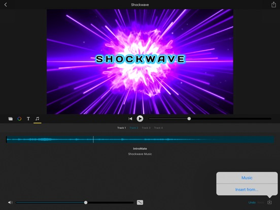 intromate video intro maker ipa cracked for ios free. Black Bedroom Furniture Sets. Home Design Ideas