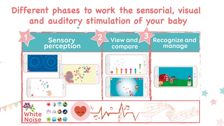 Smart baby stimulation activities development app screenshot-1