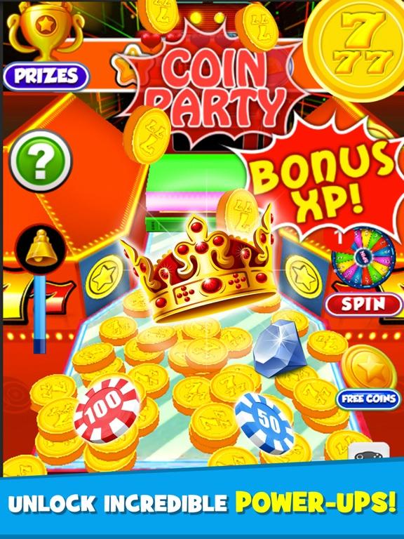 Big Casino Coin Pusher - Coins Dozer Games iOS Game Version 1 0