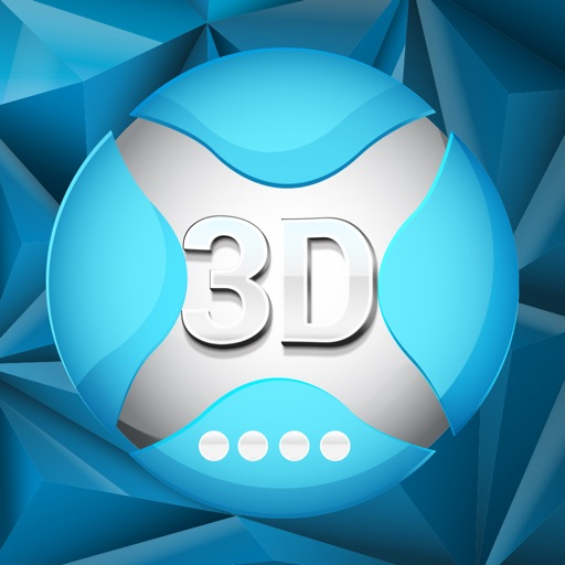 3D Wallpapers & Backgrounds - 3D lock screen Theme iOS App