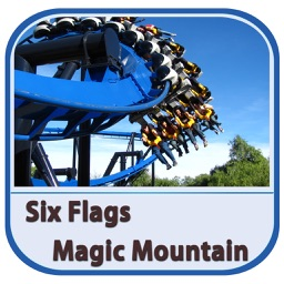 The Great App For Six Flags Magic Mountain