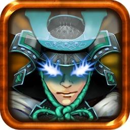 Samurai Legends - Casino Slots Game