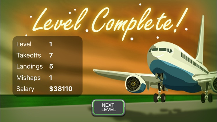 Airport Madness Mobile Lite screenshot-1