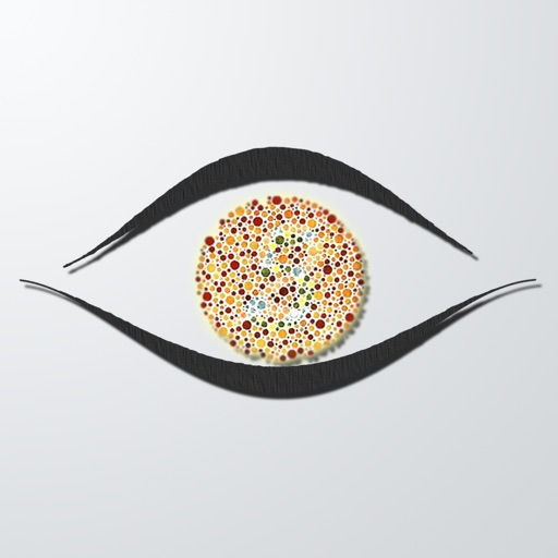 Color Vision Test - Detects 3 deficiency groups