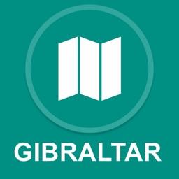 Gibraltar : Offline GPS Navigation