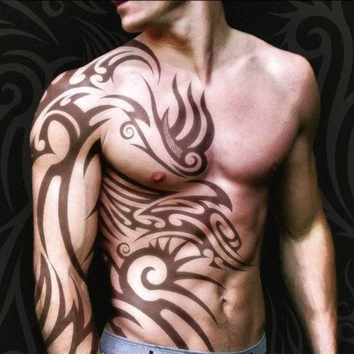 Tattoo Photo Editor Virtual Tattoo Maker Inkluv