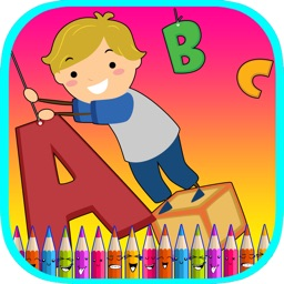 Shapes & Coloring Games: Kids toddlers learning
