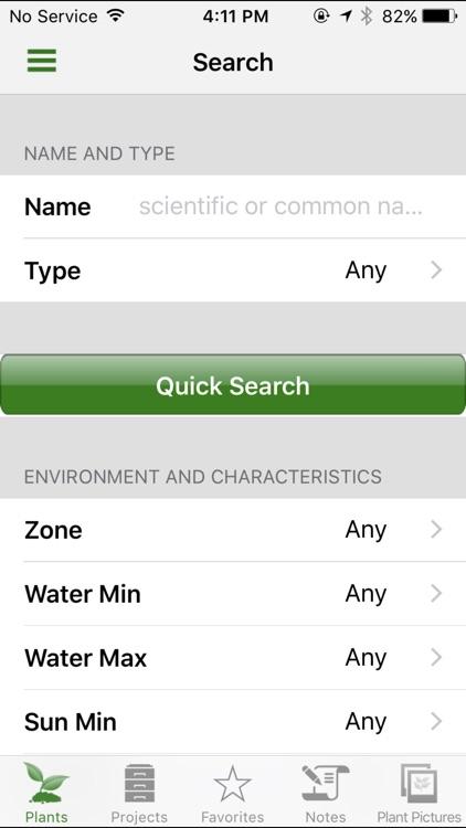 Landscaper's Companion - Plant & Gardening Guide screenshot-3