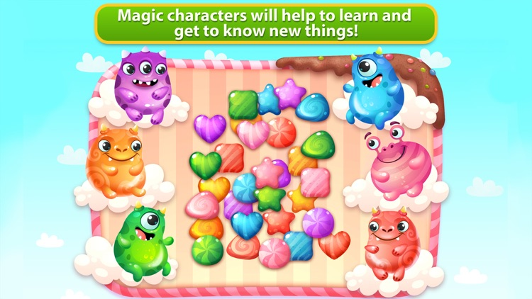 PlayRoom - learning games and puzzles for kids