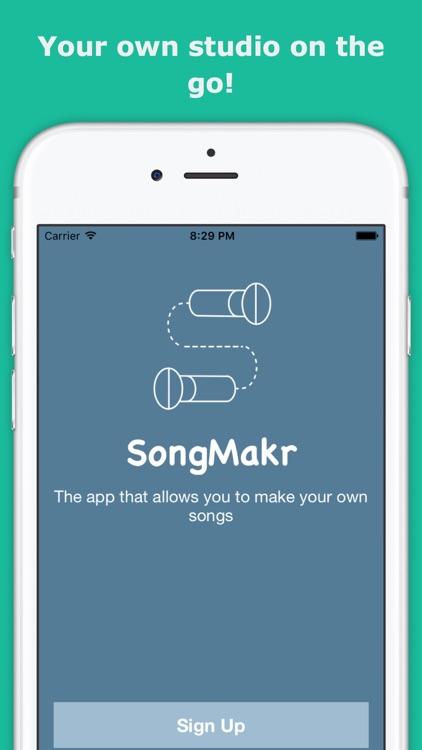 SongMakr (Mini Studio) - Make Your Own Song by Solomon