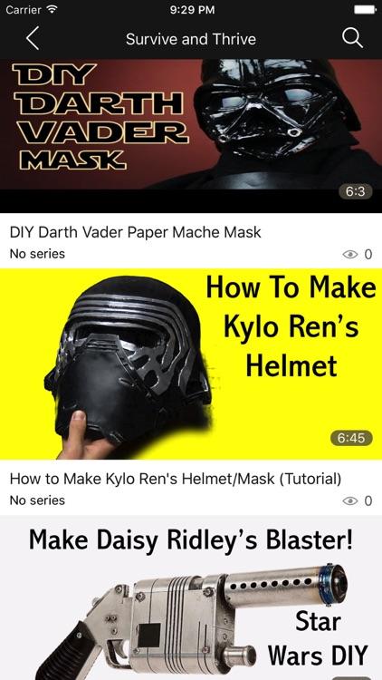 Academy:About Star Wars screenshot-3