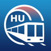 Discover Ukraine LLC - ブダペスト地下鉄ガイド アートワーク