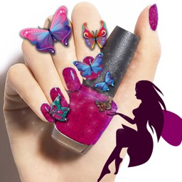 Fairy Nail.s Dress Up & Princess Game for Girls