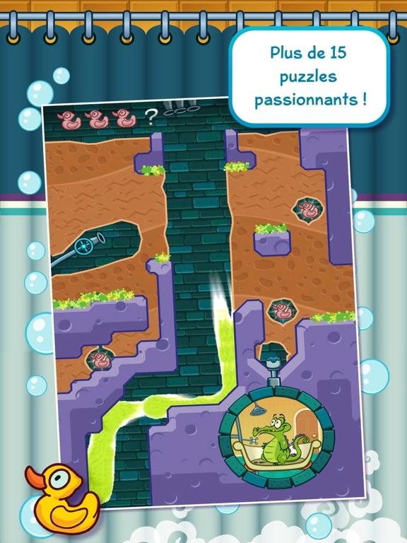 Screenshot #5 pour Mais, où est Swampy ? Lite