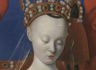 Jean Fouquet Artworks Stickers