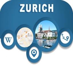 Zurich Switzerland Offline City Maps Navigation