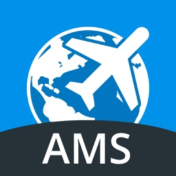 Amsterdam Travel Guide with Offline Street Map
