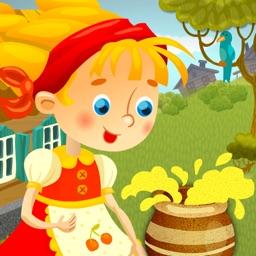Sweet Porridge - Grimm's fairy tale for children