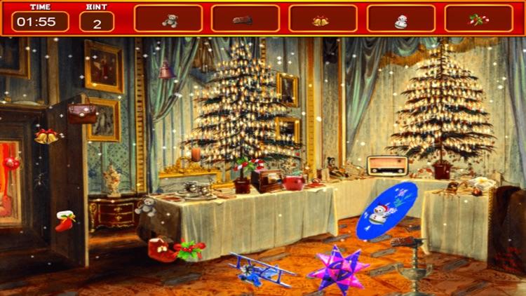 Christmas Hidden Object - Adventure Puzzle Games screenshot-3