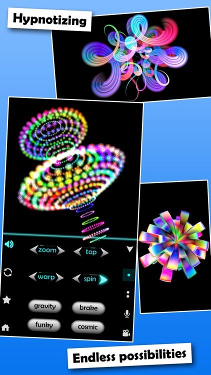 Cosmic Top screenshot-0