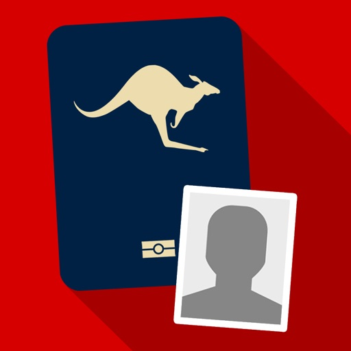 Australia Passport Photo
