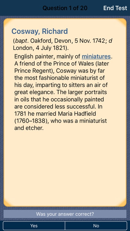 Oxford Dictionary of Art and Artists screenshot-4